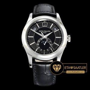 PP0286C - Annual Cal. Moonphase Ref.5205 SSLE Black KMF MY9015 - 09.jpg