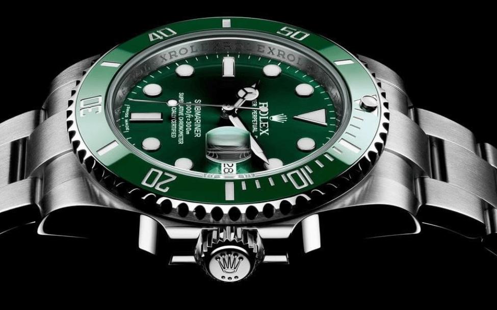 Rolex H2 06