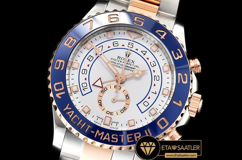 Rolex Yacht Master II 116681 44mm 1:1 Clone ETA