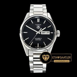 TAG0323B - Carrera Calibre 5 Automatic SSSS Black ANF Asia 2824 - 10.jpg