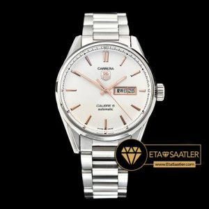TAG0323D -Carrera Calibre 5 Automatic SSSS WhtRG ANF Asia 2824 - 11.jpg