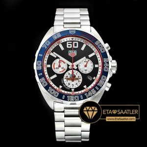 TAG0324B - Tag F1 INDY 500 Racing SSSS Black VK Quartz - 09.jpg